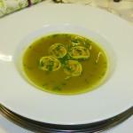 Brätstrudel-Suppe