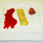 Erdbeer-Rolle
